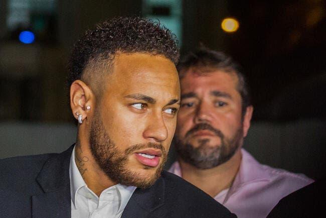PSG : Neymar n'est pas un violeur, il lâche un ouf de soulagement