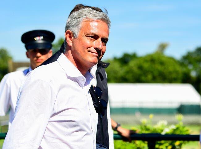 Ang : José Mourinho a trouvé un boulot en Angleterre !