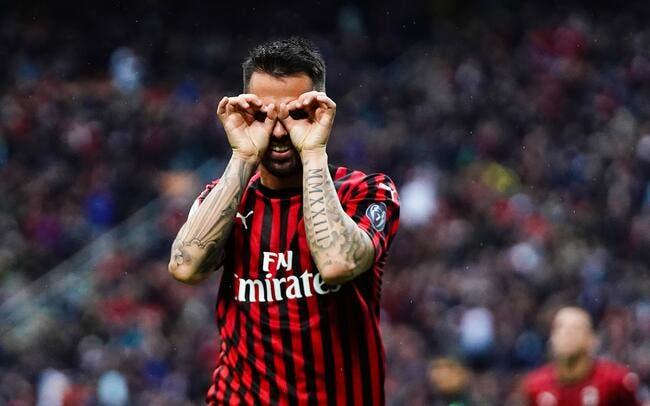 OL : Lyon pousse sur Suso, Milan prêt à s'incliner ?