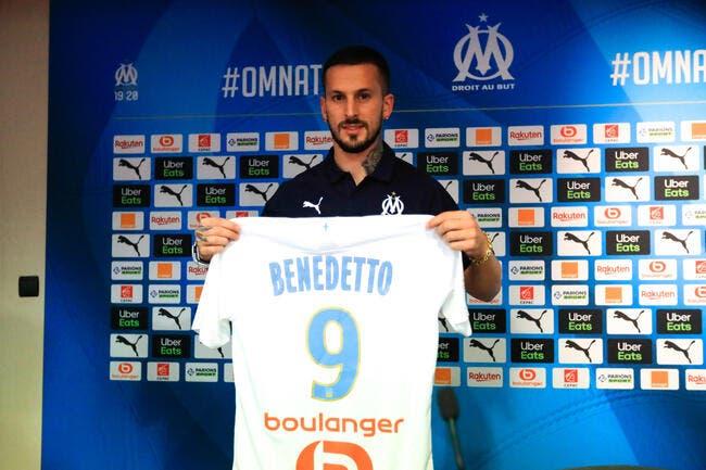 Benedetto avait promis de rester au président de Boca Juniors — OM