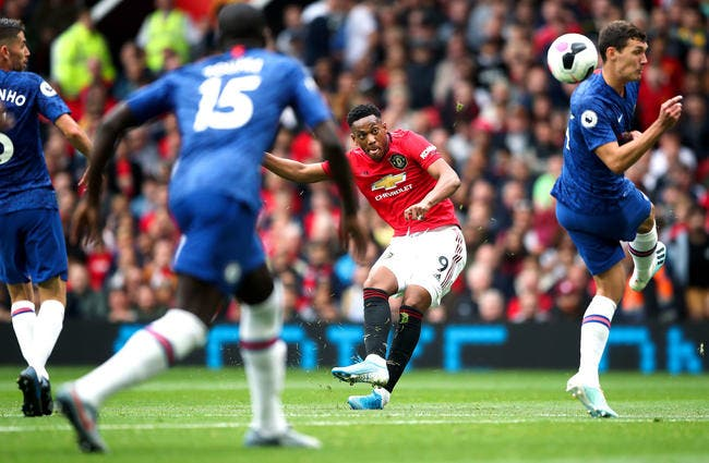 Ang : Manchester Utd humilie Chelsea