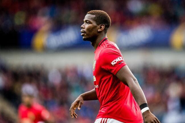 Ang : Paul Pogba jure de ne pas faire exploser Man Utd