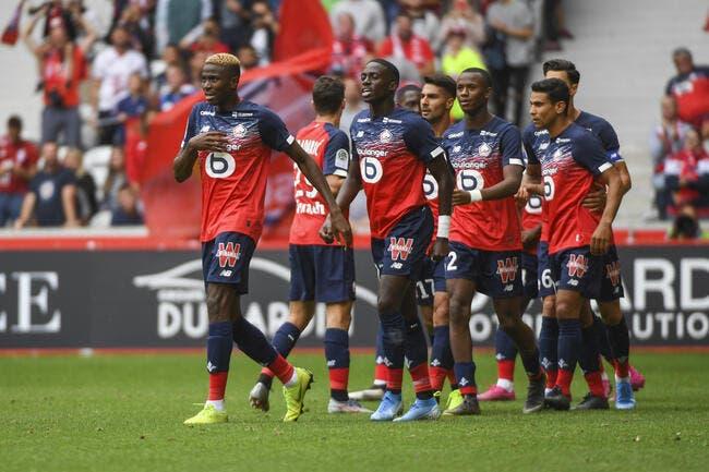 L1 : Osimhen dope Lille et fait exploser Nantes !