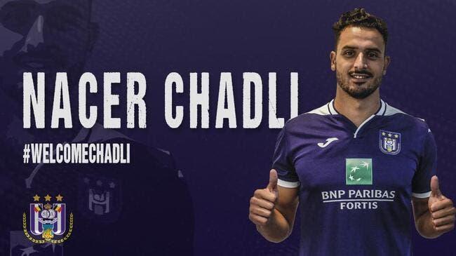 Officiel : Chadli quitte déjà Monaco, direction la Belgique