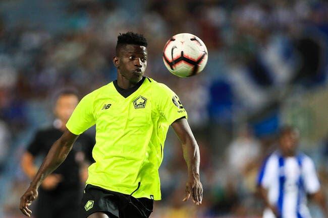 Officiel : Edgar Ié quitte Lille et signe à Trabzonspor