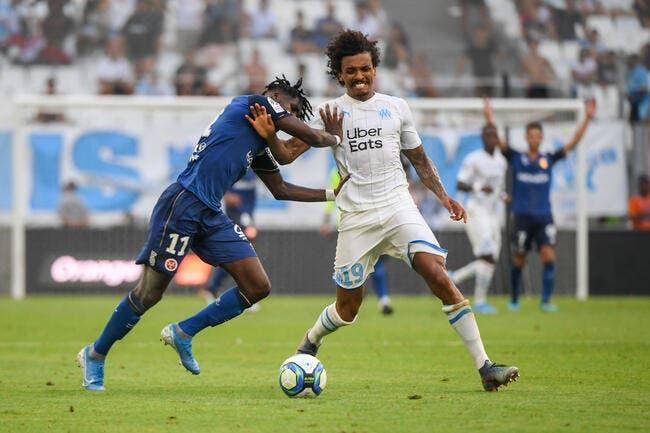 OM : Luiz Gustavo songe à accepter l'offre en or d'Eyraud !