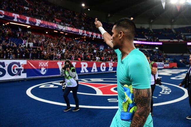PSG : Paris et les gardiens de but, Al-Khelaifi est nul