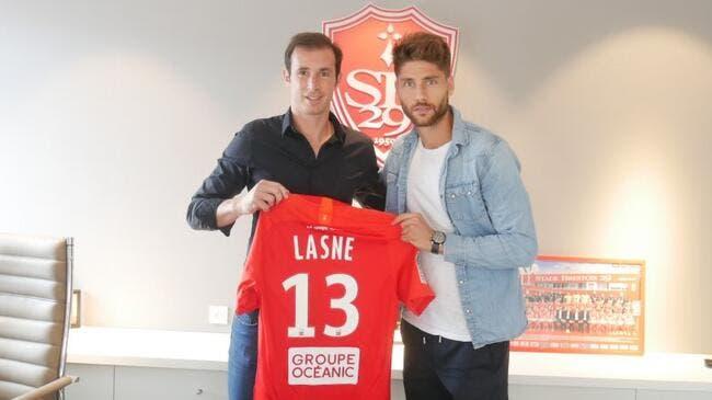 Officiel : Paul Lasne quitte Montpellier et signe à Brest