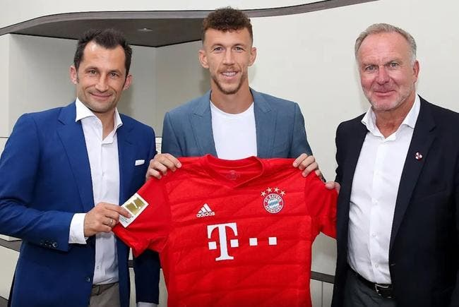 Officiel : Perisic prêté avec option d'achat au Bayern Munich