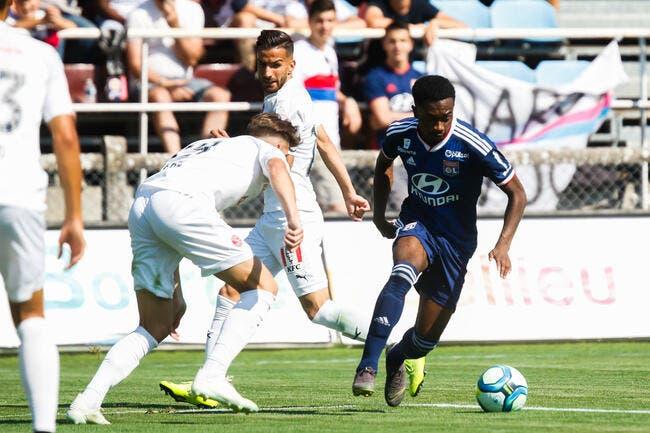OL : Lenny Pintor prêté sans option d'achat à Troyes