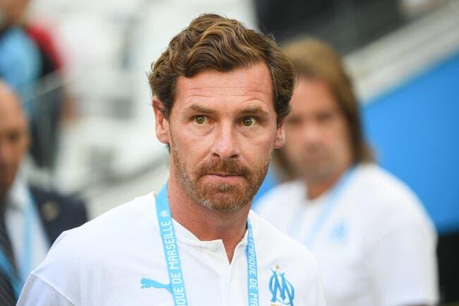 OM : Villas-Boas alerté, ce duo handicape Marseille !