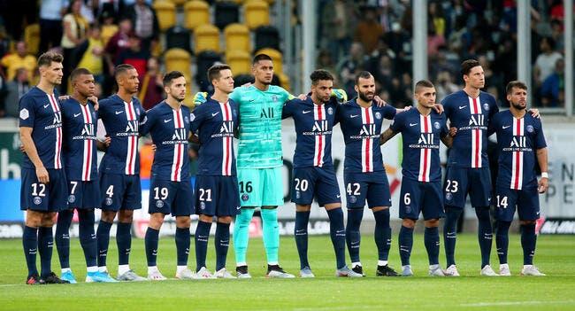PSG : 3 boulets sur 4 au Paris SG, Tuchel n'en peut plus