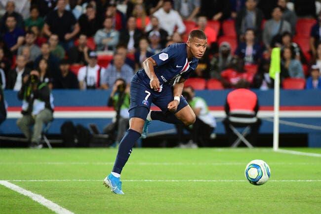 PSG : Kylian Mbappé est un monstre, il est choqué
