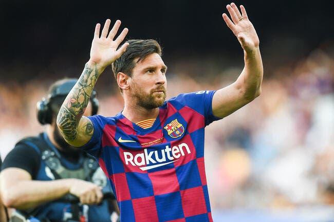 PSG : Messi lance à son tour l'opération Neymar au mercato !