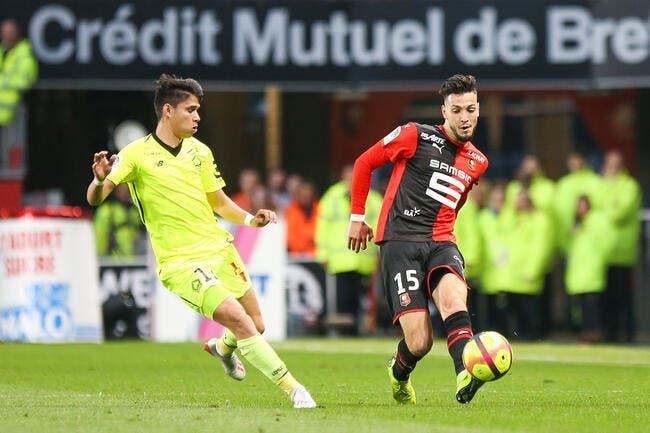 SRFC : Rennes abdique et lâche Bensebaini pour 10 ME