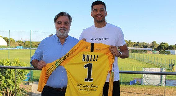 Officiel : Geronimo Rulli prêté à Montpellier