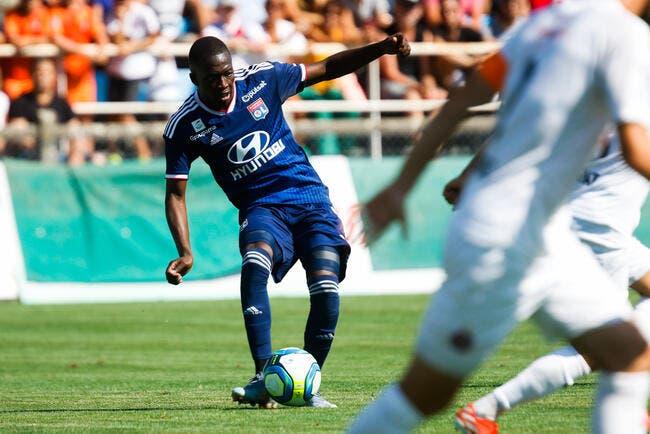 OL : Diop quitte Lyon au mercato, c'est sa décision