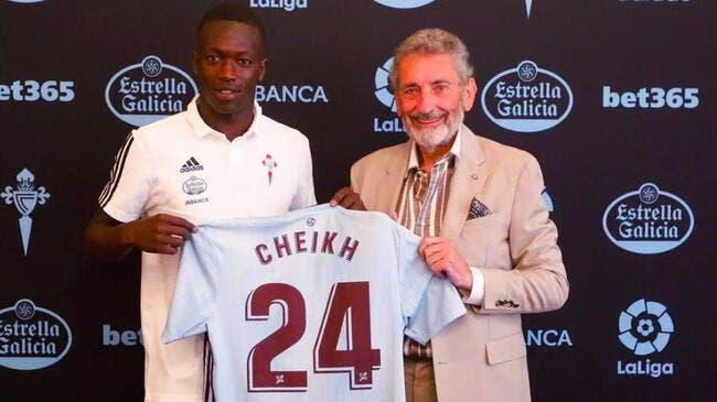 OL : Pape Cheikh Diop prêté avec option d'achat au Celta Vigo