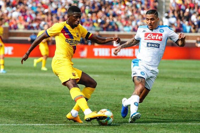 PSG : Paris joue la carte Mbappé pour s'offrir Dembélé !