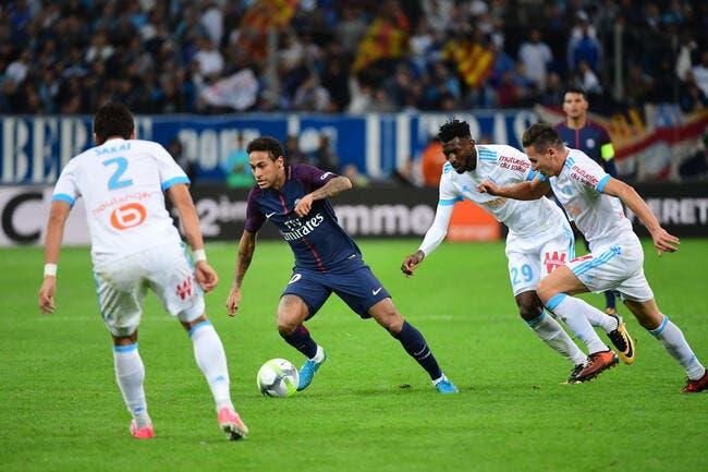 PSG : Mbappé mieux que Neymar, et c'est l'OM qui le dit !
