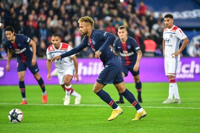 PSG-OL : Sylvinho commente le mercato de Neymar