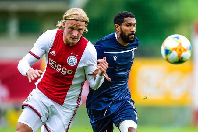 Deux grands espoirs offensifs sur le point de signer — Mercato Nice