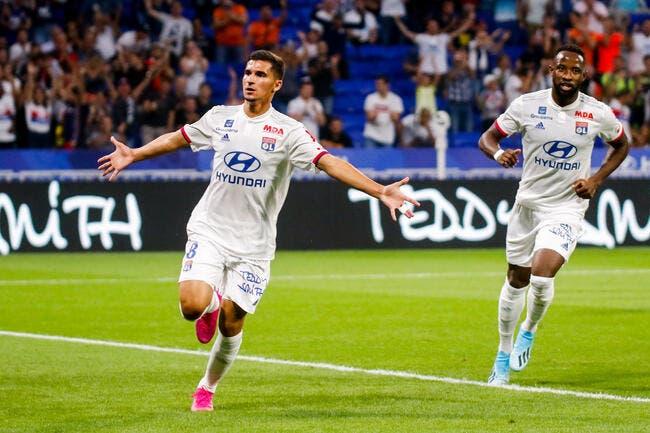 L1 : 6-0 contre Angers, c'est la régalade pour l'OL !