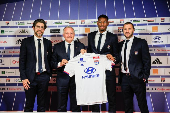 OL : Lyon, un choix plus que logique pour Jeff Reine-Adélaïde