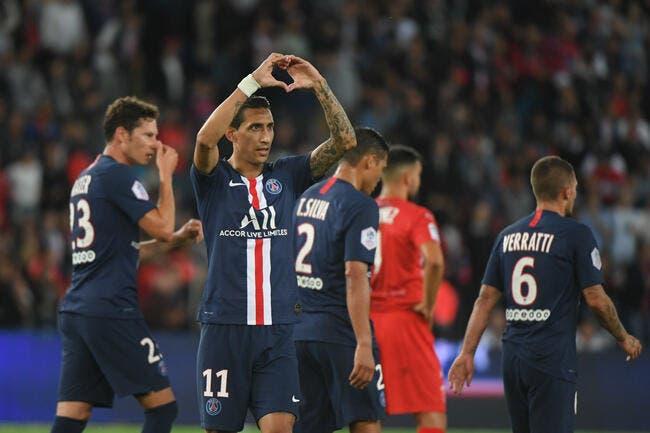 PSG : Di Maria n'est pas Neymar, il veut rester à Paris !