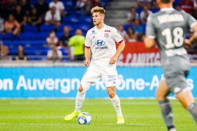 OL : Une seule déception à Lyon, Joachim Andersen