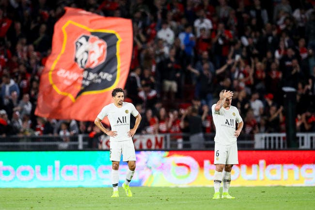 Le PSG tombe déjà, Rennes frappe fort