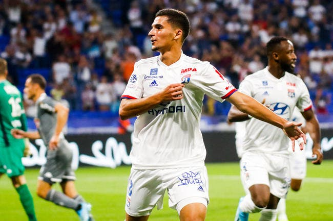 OL : Aouar va très vite, Lyon a un nouvel atout !