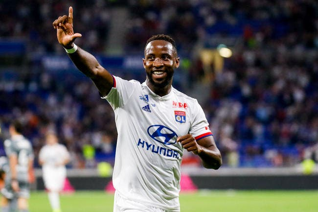OL : Moussa Dembélé la cible en or de la Juventus ?