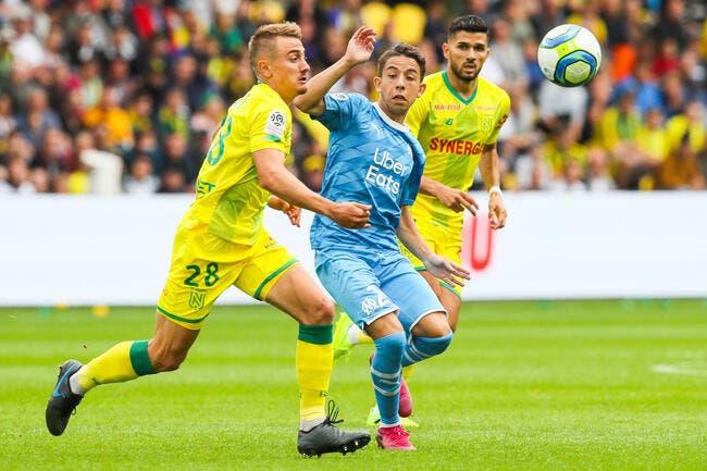 OM : Rongier veut signer à Marseille, Nantes a une tactique
