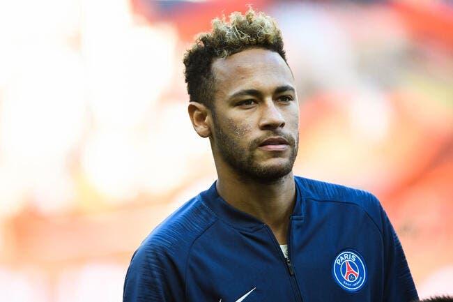 PSG : Neymar au Real, avec 200ME Madrid a l'argent !