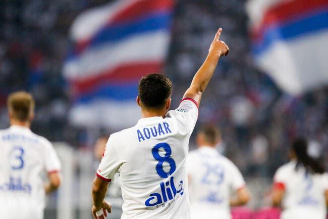 OL : Juninho l'avoue, « Aouar est meilleur que lui »