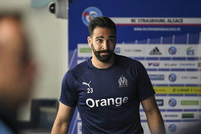 OM : Adil Rami va montrer à Eyraud qu'il s'est planté