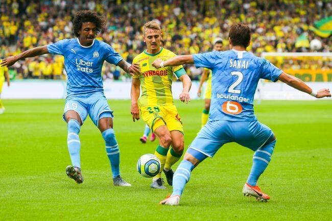 OM : Accord avec Rongier, Nantes fait un effort !