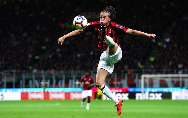 L'improbable duel OL-OM pour un joueur de l'AC Milan — Mercato