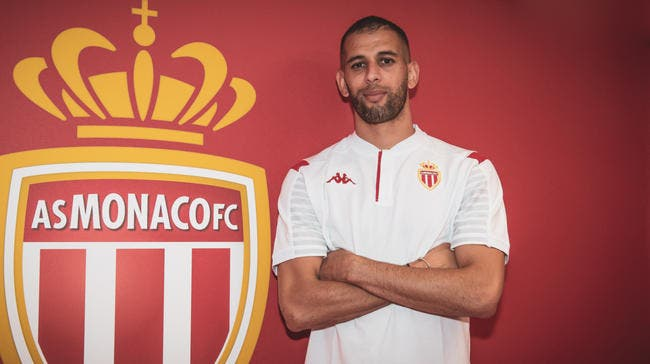 Officiel : Islam Slimani prêté à l'AS Monaco !