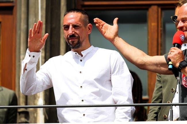 OM : Ribéry était chaud pour signer à Marseille, l'info XXL !
