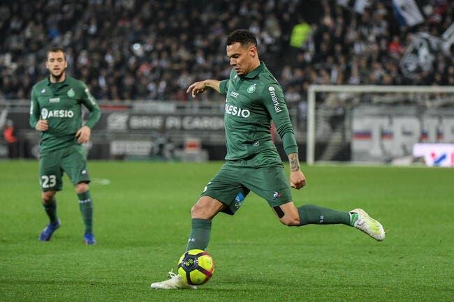 Officiel: Kolodziejczak enfin à Saint-Etienne