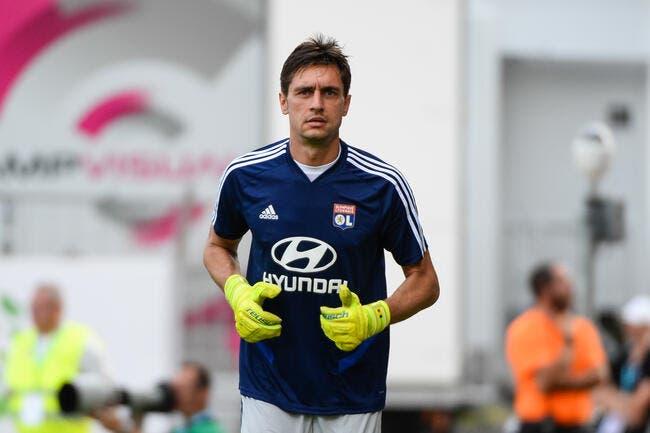 OL : Tatarusanu est en colère, il veut quitter Lyon