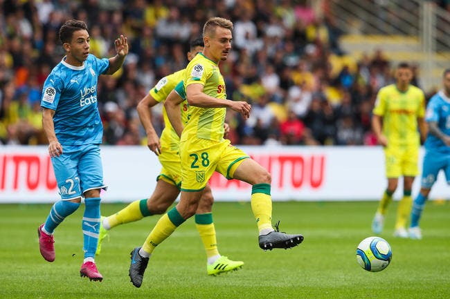OM: Nantes confirme Rongier coûte trop cher pour Marseille
