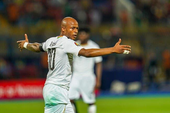 FCGB: Ciblé par Bordeaux, André Ayew n'a pas hésité une seule seconde