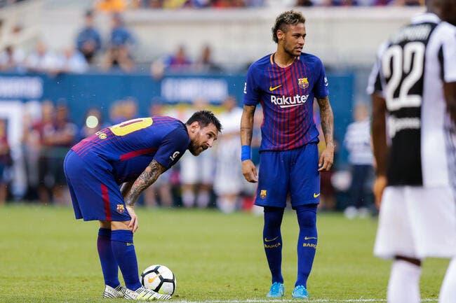 PSG : Neymar et Messi scandalisés de l'offre faite à Paris !