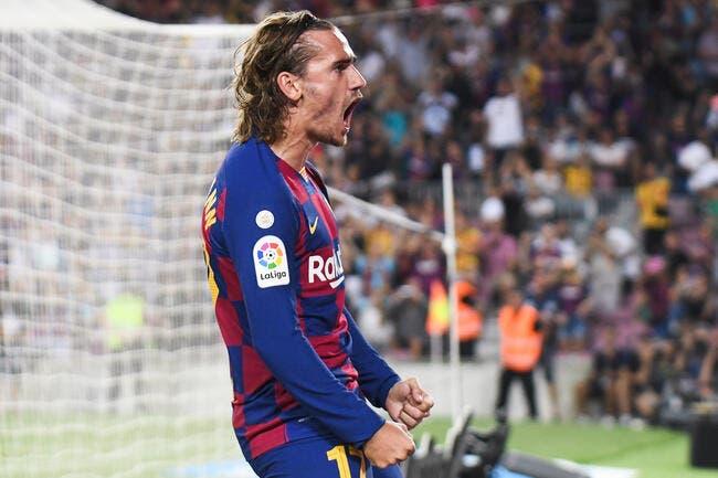 Liga : Malgré Fékir, Griezmann et le Barça cartonnent le Bétis