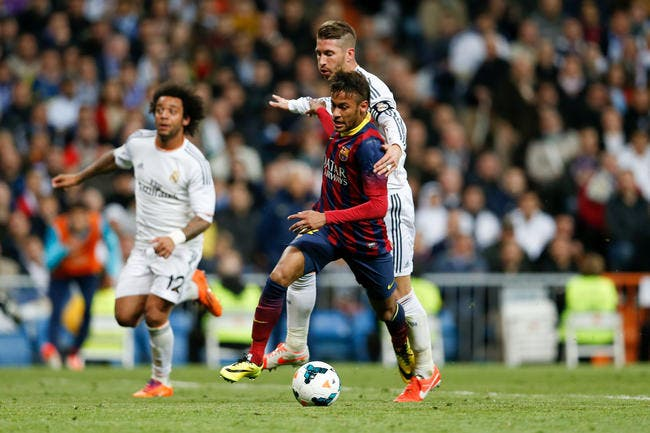 PSG : Le Real rêve de Neymar, c'est Ramos qui le dit