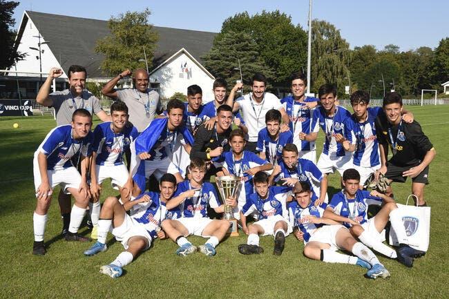 Vinci Cup : Le FC Porto conserve son titre