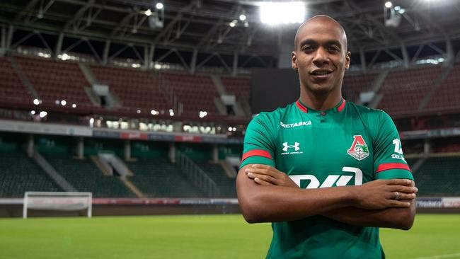 Officiel : Joao Mario file en Russie